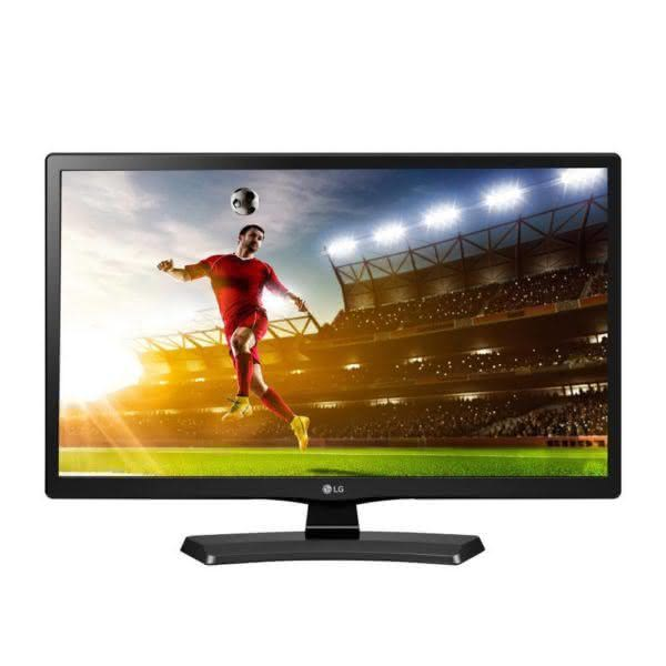 """Tv Monitor LG Hd 24"""" Conversor Digital Integrado 24mt48df"""