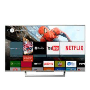 "Smart Tv Sony Led 49"" Xbr-49x835d Ultra Hd 4k 4 Hdmi E 3 Usb"