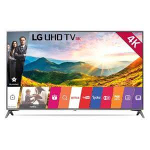 "Smart TV LED 43"" Ultra HD 4K LG 43UJ6565 com Sistema WebOS 3.5, Wi-Fi, Painel IPS, HDR, Local Dimming, Magic Mobile Connection, HDMI e USB"