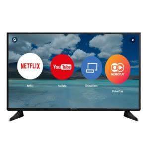 """Smart TV LED 43"""" Panasonic TC-43EX600B 4K Ultra HD HDR com Wi-Fi 3 USB 3 HDMI Hexa Chroma"""