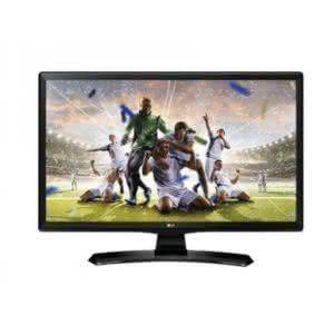 "Tv 24"" Monitor Led LG MT49DF-PS Preto, HD, Modo Cinema, Gaming Mode,"