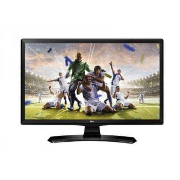 "Tv 24"" Monitor Led LG MT49DF-PS Preto, HD, Modo Cinema, Gaming Mode,"