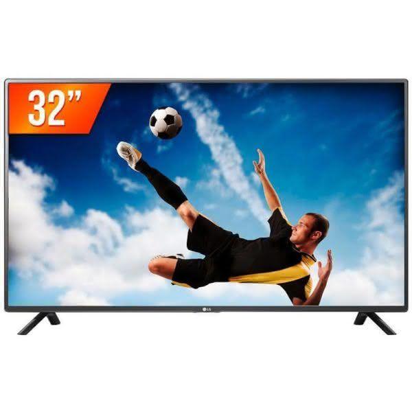 """TV LED 32"""" LG HD Modo Hotel 1 HDMI 1 USB 32LW300C"""