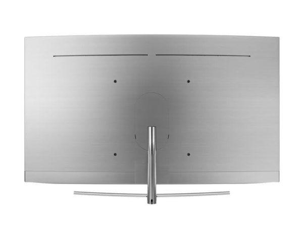 "Smart TV QLED 75"" UHD 4K Curva Samsung 75Q8C QPicture com Pontos Quânticos, HDR1500, QStyle, Design 360, One Connect, QSmart"