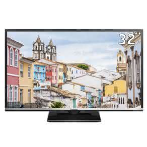 "Smart TV LED 32"" HD Panasonic VIERA TC-32DS600B com Painel IPS, Wi-Fi, Ultra Vivid, Bluetooth, Modo Hotel"