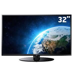 "TV LED 32"" AOC HD LE32H1465 com Conversor Digital Integrado,"
