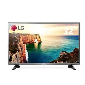 "Smart TV LED 32"" HD LG 32LJ600B com WebOS 3.5, Time Machine Ready, Magic Zoom, Quick Access"