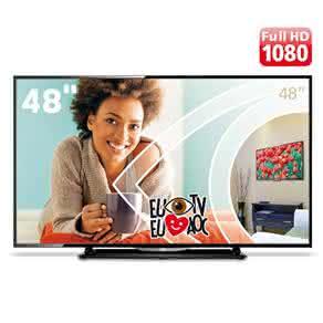 """TV LED 48"""" Full HD AOC LE48D1452 com Conversor Digital Integrado, Entradas HDMI e Entrada USB"""