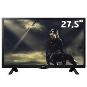 "TV Monitor LED 27,5"" HD LG 28LF710B-P com Time Machine Ready, Picture in Picture, Entrada HDMI e USB"