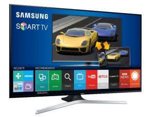 Escolha a TV pelo sistema operacional