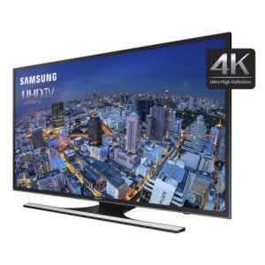 Smart TV 4K LED 60 Samsung UN60JU6500G, Ultra HD, 4 HDMI, 3 USB, Wi-Fi Integrado
