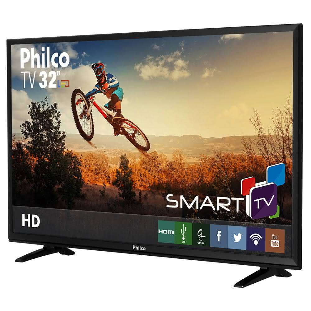 """Dica de ótima Smart TV 32"""" para comprar 1"""
