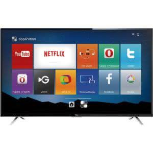 "Smart TV LED 32"" SEMP TCL L32S4700S HD com Conversor Digital HDMI USB 60Hz"