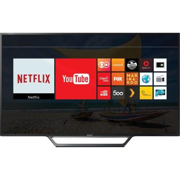 "Smart TV LED 32"" HD Sony KDL-32W655D Rádio FM X-Protection PRO, DLNA Miracast"