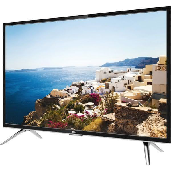 "Smart TV LED 39"" TCL L39S4900FS Full HD com Conversor Digital 3 HDMI 2 USB Wi-Fi"