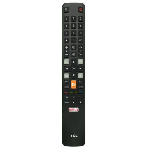 """Smart TV LED 55"""" TCL 55P2US Ultra HD 3 HDMI 2 USB Prata com Conversor Digital Integrado"""