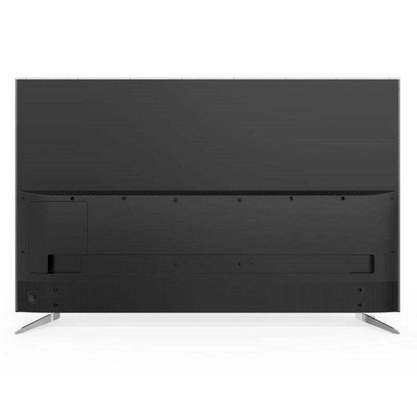 Smart TV LED 55'' Ultra HD TCL 4K 55C2US HDMI USB Android TV WiFi Integrado Conversor Digital