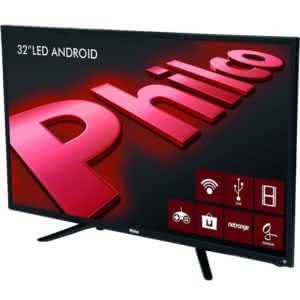 "Smart TV Philco 32"" LED HD com Conversor DigitalWi-Fi Android - PH32B51DSGWA"