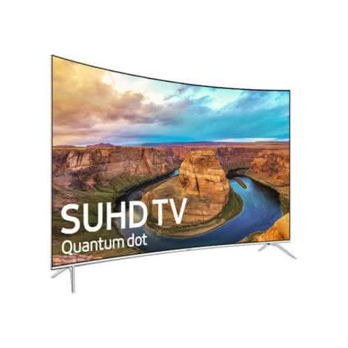 "Smart TV 65"" Samsung LED 4k SUHD Tela Curva Wifi HDR - Un65ks8500"