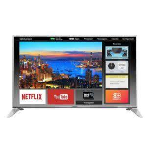 """Smart TV 43"""" LED Panasonic Viera Led Full HD Wi-fi - TC-43DS630"""