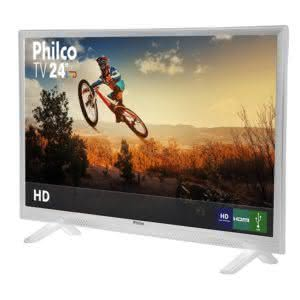 "TV LED 24"" Philco PH24E30DB HD com Conversor Digital AV RF 60Hz"
