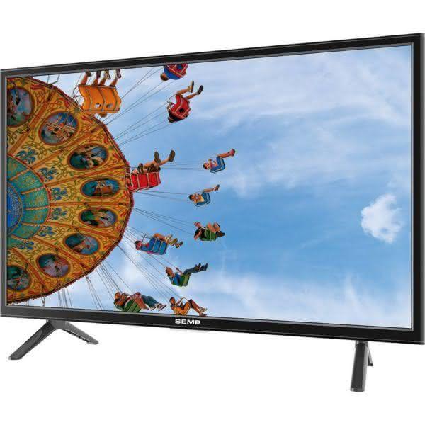 """TV LED 28"""" Semp Toshiba L28D2900 HD com Conversor Digital 1USB HDMI 3 60Hz"""