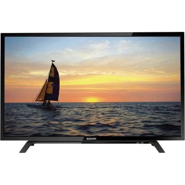 "TV LED 32"" Semp DL3253 HD com Conversor Digital 2 HDMI 1 USB 60Hz"