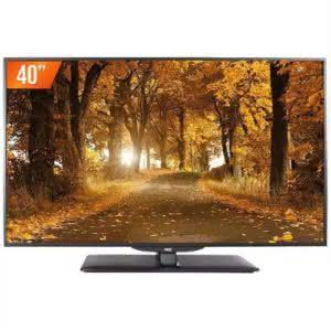 "TV LED 40"" FULL HD AOC LE40D1442 com Conversor Digital,"