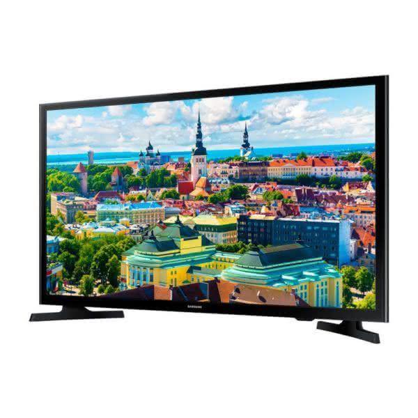 "TV LED HD 32"" Samsung HG32ND450SGXZD com HDMI, USB e Conversor Digital"