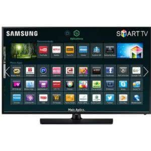 "TV 58"" Samsung Led Smart Full Hd Hdmi Usb - Un58h5203agxzd"
