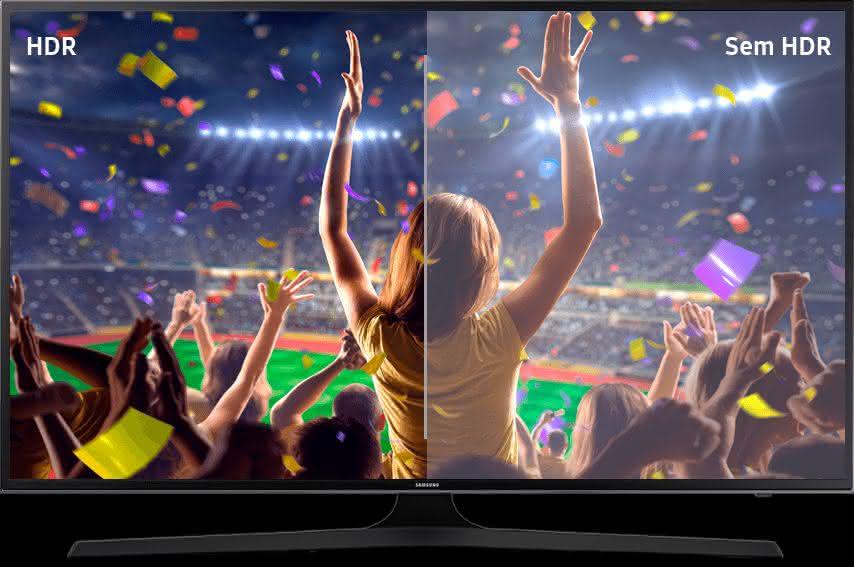 HDR: seus olhos merecem uma TV com HDR 9