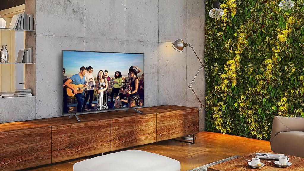 A nova linha de Smart TV 4K UHD NU7100 da Samsung 3