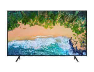 """Smart TV LED Samsung 40NU7100 40"""" 4K UHD, HDR Premium, Smart Tizen 5"""
