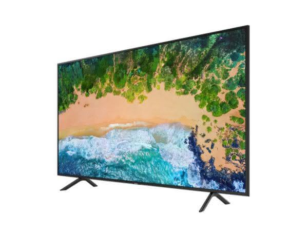 """Smart TV Samsung 50NU7100 50"""" 4K UHD, Livre de Cabos, HDR Premium, Smart Tizen"""