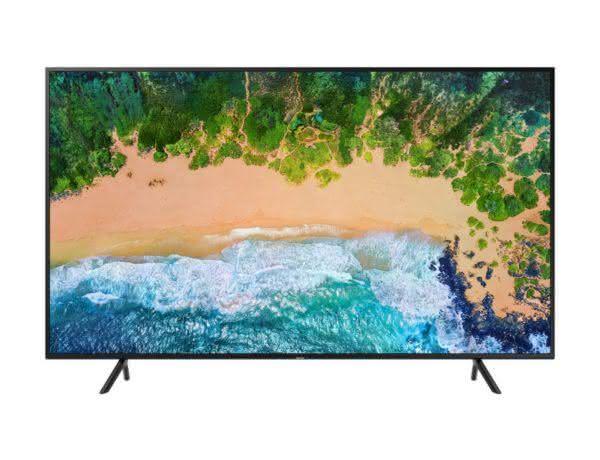 """Smart TV Samsung 55NU7100 55"""" 4K UHD, Livre de Cabos, HDR Premium, Smart Tizen"""