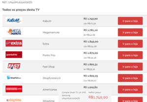 Onde comprar Smart TV 4k UHD na Black Friday 2019 2