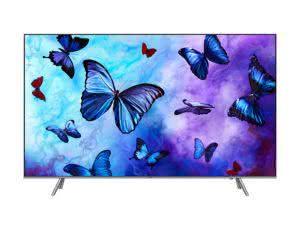 "Smart TV QLED 55"" UHD 4K Samsung 55Q6FNA, Smart Tizen, Bixby, Modo Ambiente, Tela de Pontos Quânticos, HDR 1000 6"