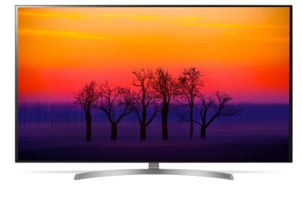 "Smart TV 4K UHD OLED55B8SSC LG com tela OLED de 55"" com WebOS, Cinema HDR, Dolby Atmos, ThinQ AI"