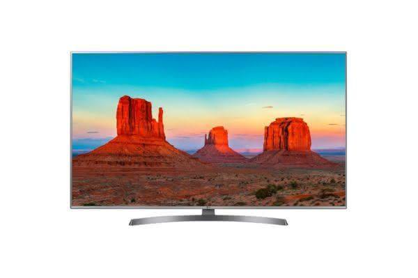 "Smart TV 4K UHD 50uk6540 LG com tela LED de 50"" com WebOS, HDR Ativo ThinQ AI 4K Display DTS"