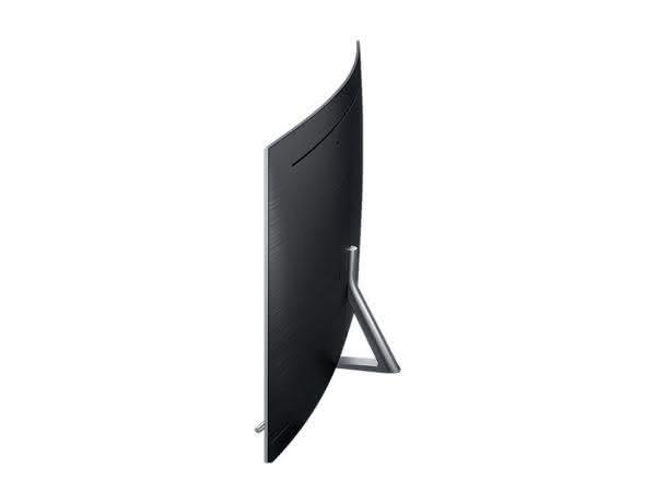 "Smart TV Tela Curva QLED 65"" UHD 4K Samsung 65Q8CN Smart Tizen, Bixby, Modo Ambiente, Tela de Pontos Quânticos, HDR 1500"