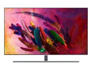 "Smart TV QLED 55"" UHD 4K Samsung 55Q7FNA, Smart Tizen, Bixby, Modo Ambiente, Tela de Pontos Quânticos, HDR 1500 7"