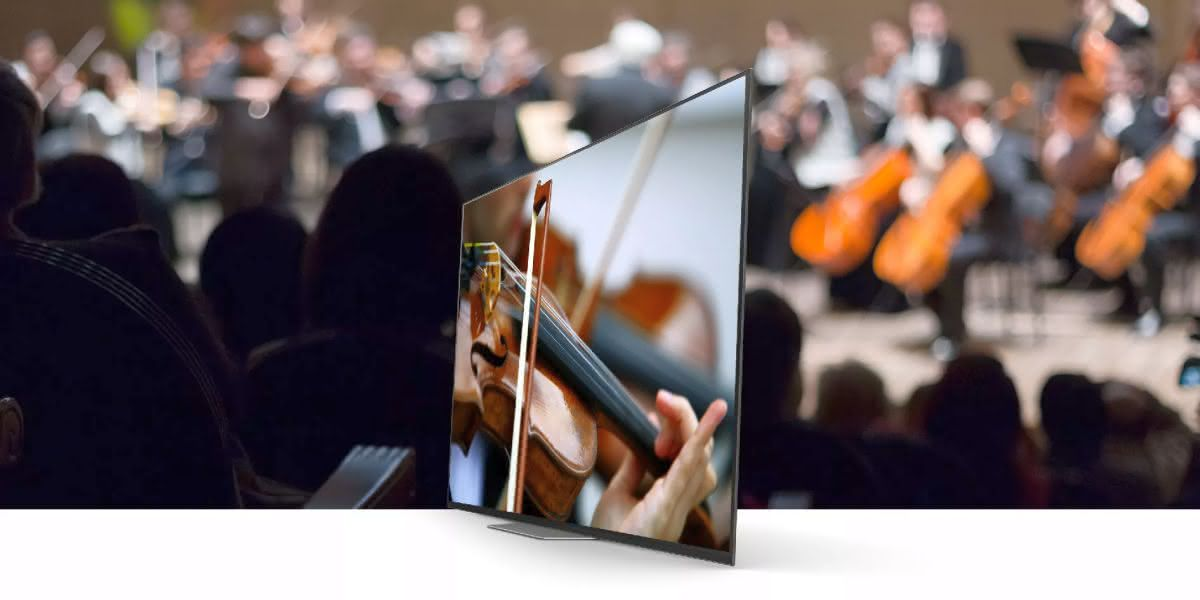 """Smart TV OLED 55"""" 4K UDH Sony XBR-55A8F AndroidTV, HDR, Acoustic Surface, Chromecast integrado 3"""