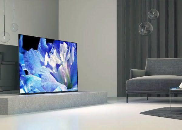 Review da linha XBR-A8F de Smart TVs OLED da Sony
