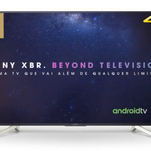 """Smart TV LCD 70"""" 4k UHD Sony BRAVIA XBR-70X835F AndroidTV, HDR, , Bluetooth, Miracast"""