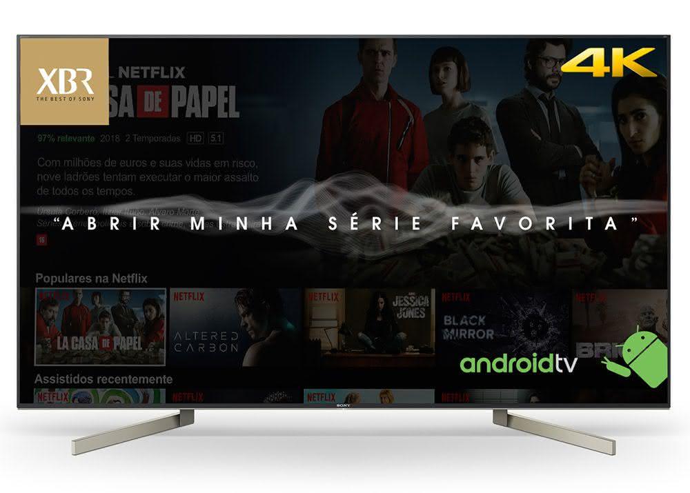 Review da linha de TVs LCD 4K UHD XBR-905F da Sony