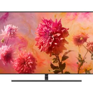 "Smart TV QLED 65"" UHD 4K Samsung 65Q9FNA, Smart Tizen, Bixby, Modo Ambiente, Tela de Pontos Quânticos, HDR 2000"