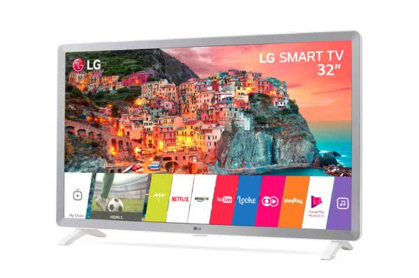 "Smart TV LED LG 32LK610BPSA 32"" HD com HDR"
