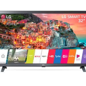 "Smart TV LED LG 32LK615BPSB 32"" HD com HDR"