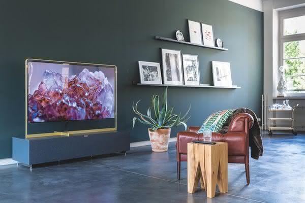 A vantagem de uma TV 4K é a resolução