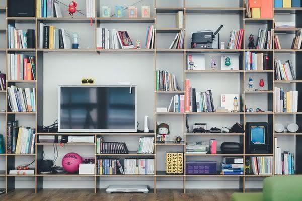 Resolução de uma TV 40 polegadas